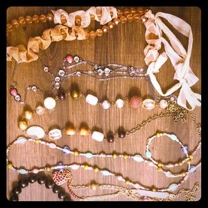 Jewelry- Necklaces